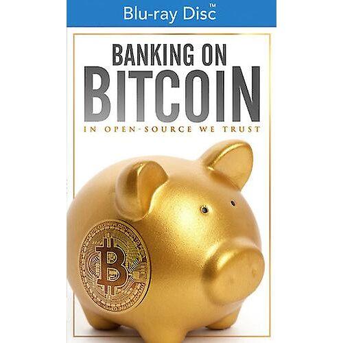 GRAVITAS VENTURES Banking on Bitcoin [Blu-ray] USA import