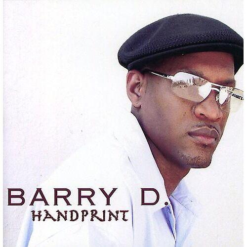 CD BABY.COM/INDYS Barry D - Handabdruck [CD] USA import