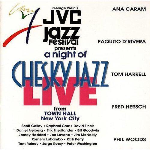 CHESKY RECORDS JVC Jazz Festival-Night-Jvc Jazz Festival-Nacht der ...