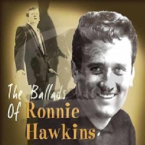 PID Ronnie Hawkins - Ballads of Ronnie Hawkins [CD] USA import