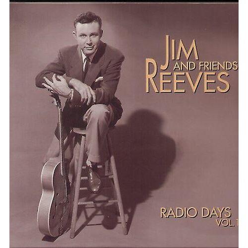 PID Jim Reeves - Jim Reeves: Vol. 1-Radio Days [CD] USA import