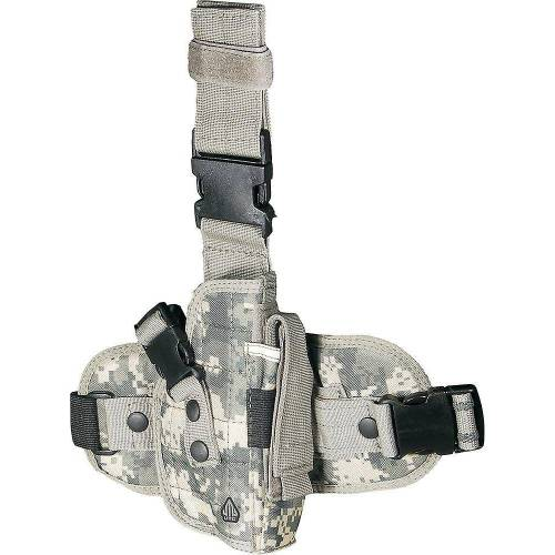UTG Special Ops Universal Tactical Leg Holster Woodland Digital One...