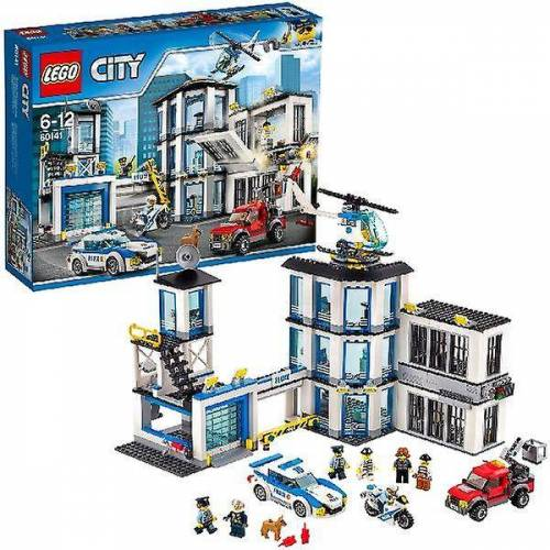 Lego 60141 LEGO City Polizeistation