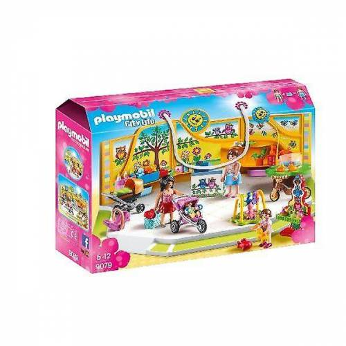 Playmobil 9079-Baby-Shop