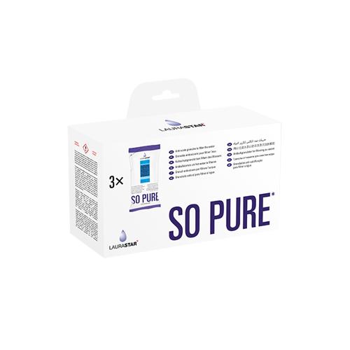 Laurastar Anti-Kalkfilter - So Pure (Set 3 St.) für Bügeleisen 302.7800.898