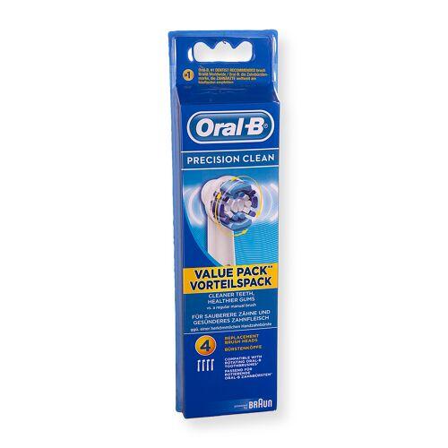 Braun OralB Bürstenaufsätze-Set (EB 20-2) für Zahnbürste 80251119, EB20-4