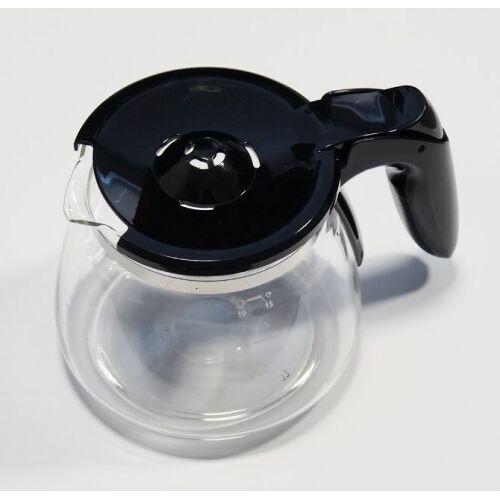 Philips Kaffeekanne (10 Tassen, schwarz) für Kaffeemschine 996510073463