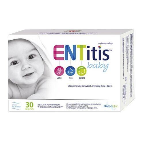 POLSKI LEK ENTitis Baby, geschmacksneutral, 30 Beutel