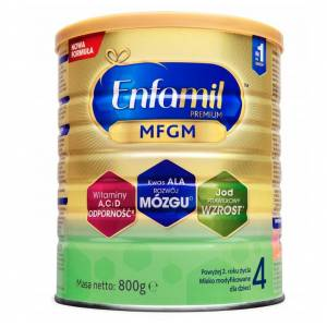MEAD JOHNSON Enfamil 4 Premium Milch, 800g