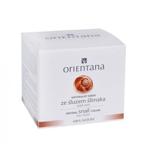 Orientana, Naturcreme mit Schneckenschleim, 50ml