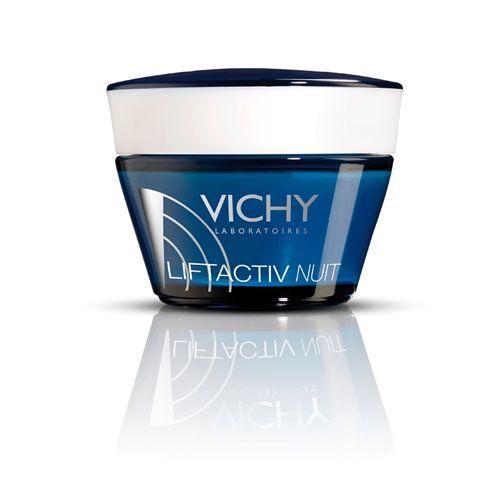 Vichy Lift, Quelle der Hauterneuerung, Nachtcreme, 50ml