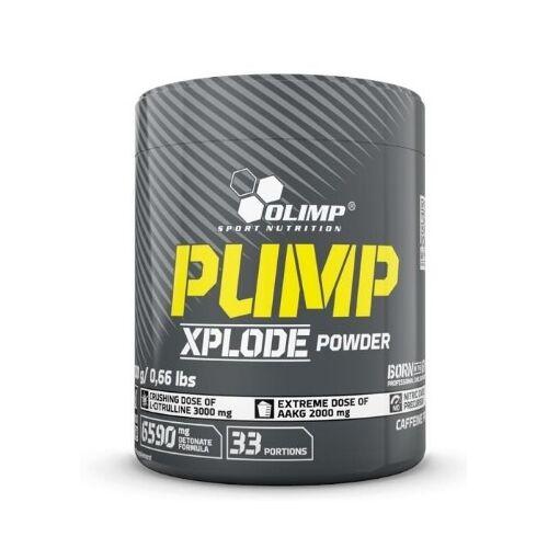 OLIMP SPORT Pump Xplode Powder, Fruchtpunsch, 300g
