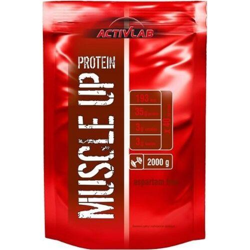 ACTIVLAB Muskelaufbauprotein, Vanille, 2000g