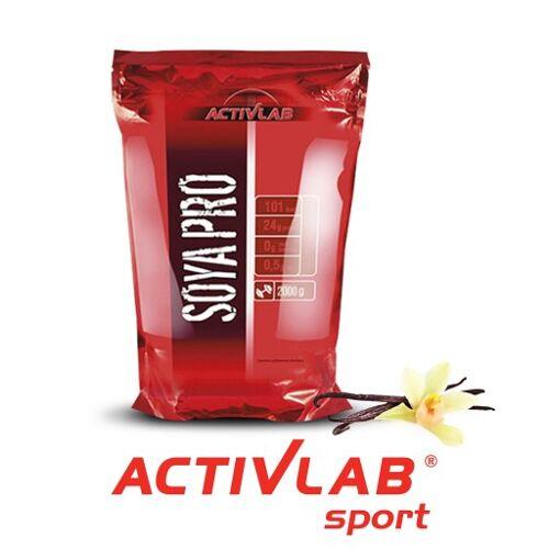 ACTIVLAB Sojabohnen Pro, Vanille, 2000g