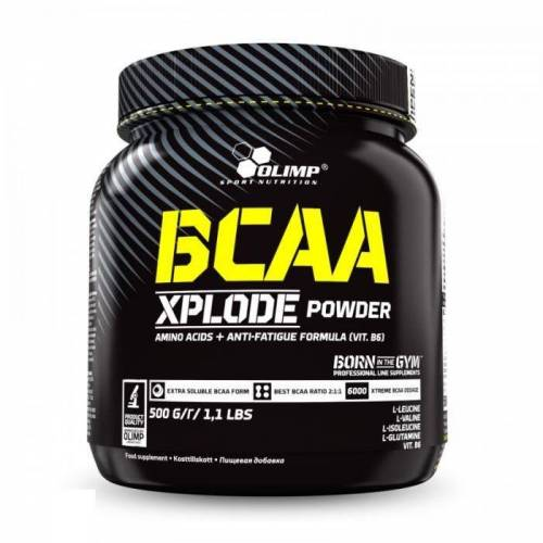 OLIMP SPORT BCAA Xplode Pulver, Cola, 500 g