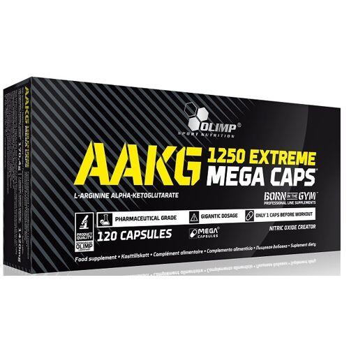 OLIMP SPORT Olimp AAKG Extreme 1250 mg, 120 Kapseln