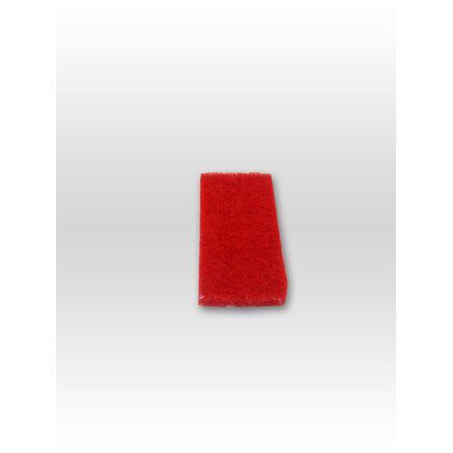 Hart Pad rot hart für Padhalter reinigt Fliesen,Steinböden,Glas