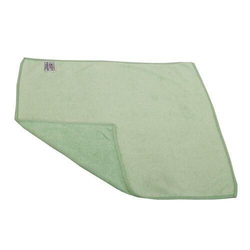 Microfasertuch 40 x 40cm grün