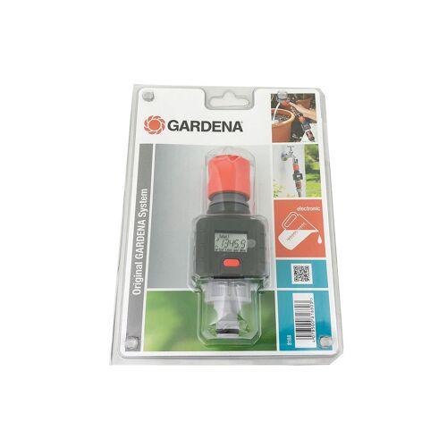 Gardena Wassermengenzähler Durchflussmessgerät für...