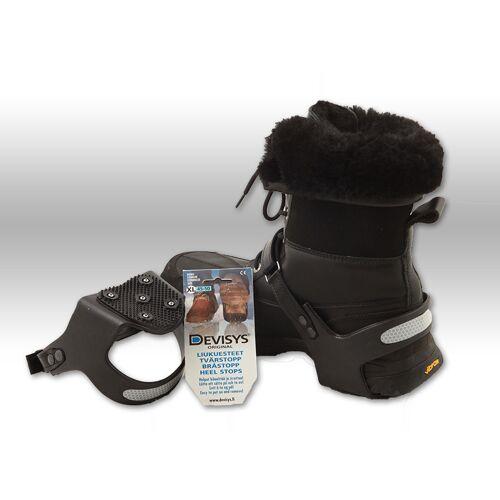 Anti Rutschschutz für Schuhe Gleitschutz Gr.S für Schuhe 32-36