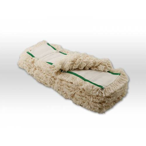 10mal 40cm Multi Mop 100% Baumwolle Parkett  Echtholzbodenmop