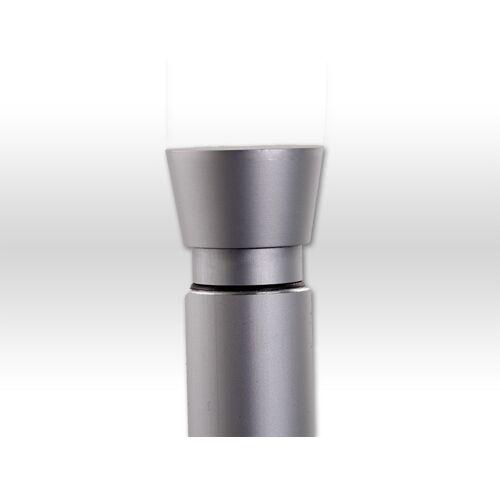 Fuel-Finger, Fuelhawk, Fuel-Gauge  Schutzrohr silver