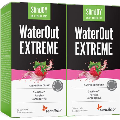 Sensilab SlimJOY WaterOut EXTREME   1+1 GRATIS   Kraftvolles natürliches Diuretikum mit 4-in-1-Wirkung   Schnell Abnehmen   20-Tage-Program   Sensilab