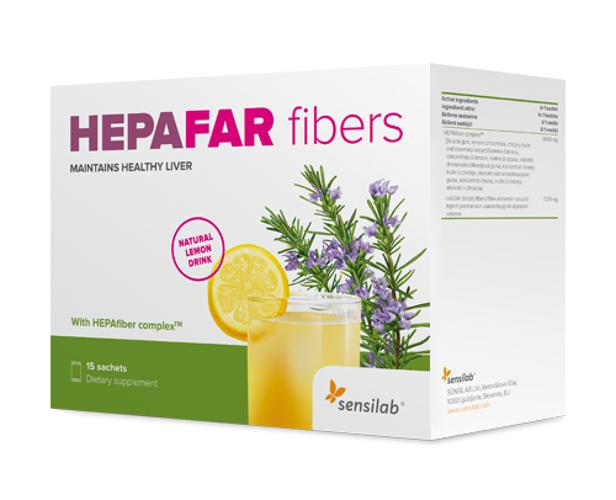 Sensilab Hepafar Fibers Drink   ...