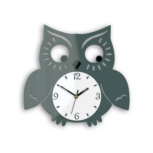 Roomie Kidz Wanduhr Maritza Owl Roomie Kidz