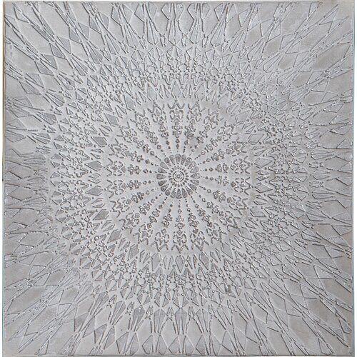World Menagerie Roshani' Acrylmalerei Druck auf Leinwand World Menagerie