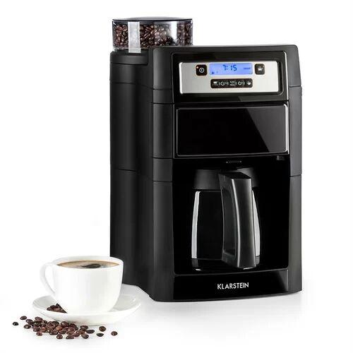 Klarstein 1,25 L Kaffeevollautomat und Filterkaffeemaschine Aromatica Klarstein