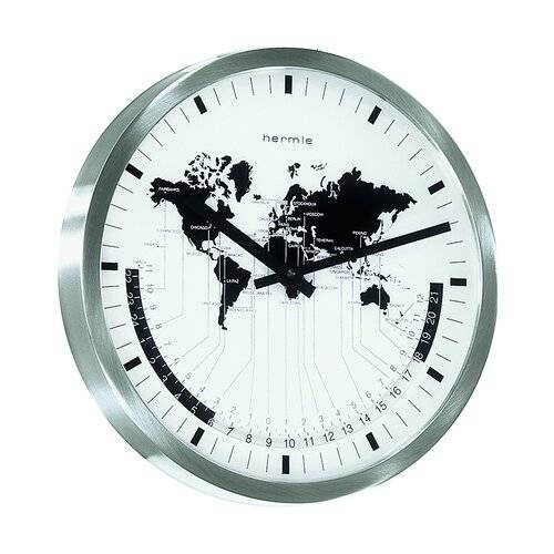 Hermle Uhrenmanufaktur Analoge Wanduhr 30 cm Hermle Uhrenmanufaktur