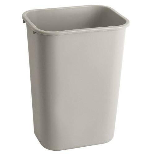 Rubbermaid Commercial Products 39 L Abfalleimer Rubbermaid Commercial Products Farbe: Grau