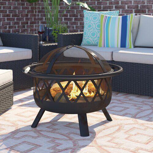 Garten Living Feuerkorb Klinger aus Stahl Garten Living