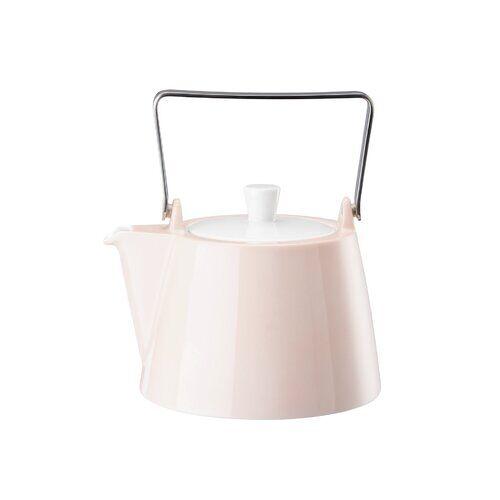 Arzberg 1,15 L Teekanne Tric aus Porzellan Arzberg Farbe: Rosa