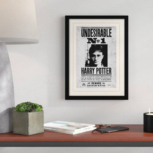 Harry Potter Poster Harry Potter - Undesirable No. 1 Harry Potter