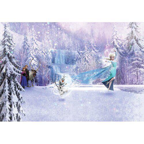 Frozen Fototapete Disney 254 cm H x 368 cm B Frozen
