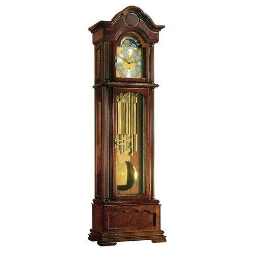 Hermle Uhrenmanufaktur Traditionelle Standuhr 206 cm Hermle Uhrenmanufaktur