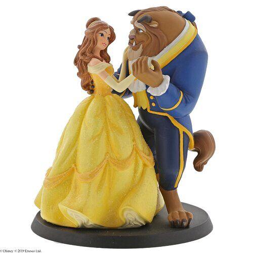 Disney Tortenfigur Belle Hochzeit Enchanting Disney