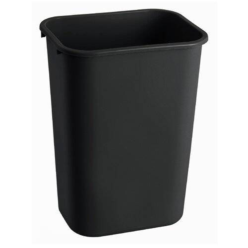 Rubbermaid Commercial Products 39 L Abfalleimer Rubbermaid Commercial Products Farbe: Schwarz