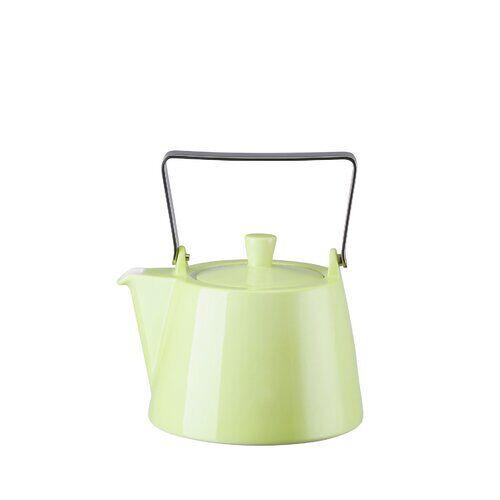 Arzberg 1,15 L Teekanne Tric aus Porzellan Arzberg Farbe: Grün