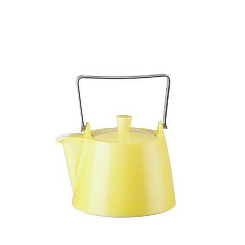 Arzberg 1,15 L Teekanne Tric aus Porzellan Arzberg Farbe: Gelb