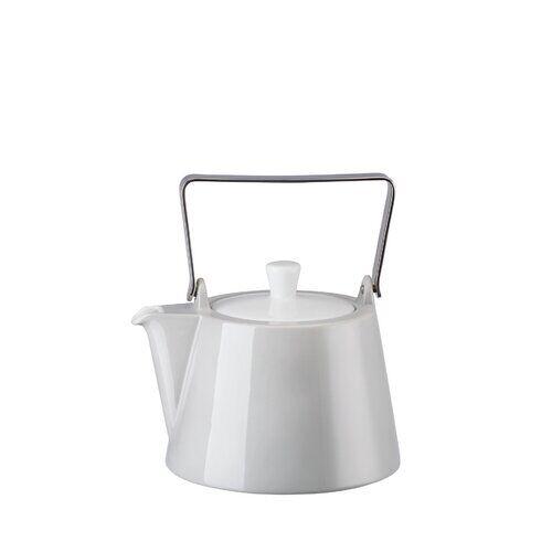 Arzberg 1,15 L Teekanne Tric aus Porzellan Arzberg Farbe: Grau