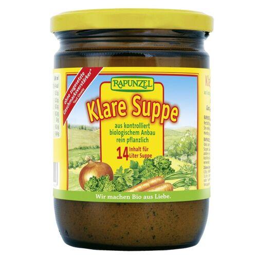 Rapunzel Naturkost Rapunzel Bio Klare Suppe mit Bio-Hefe - 250g