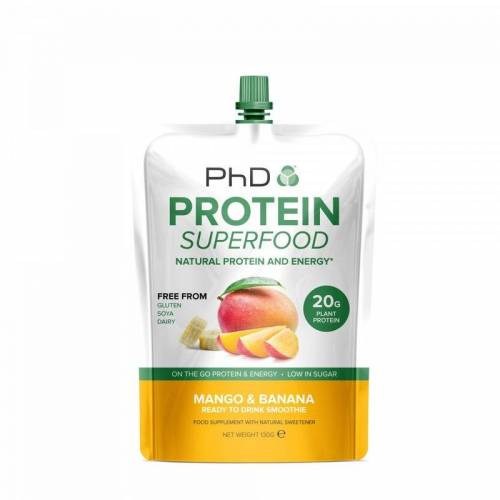 PhD Nutrition PhD Protein Superfood Smoothie - 130g