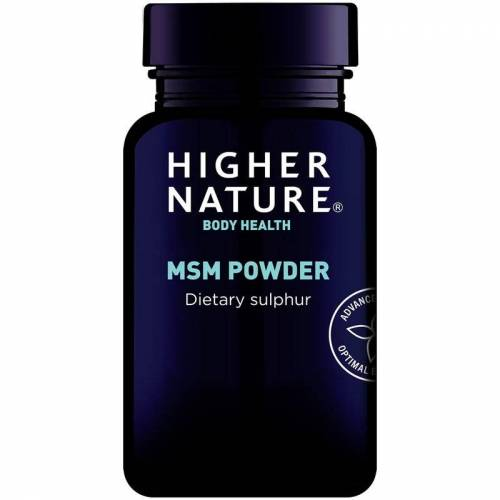 Higher Nature MSM-Kristalle - 200g