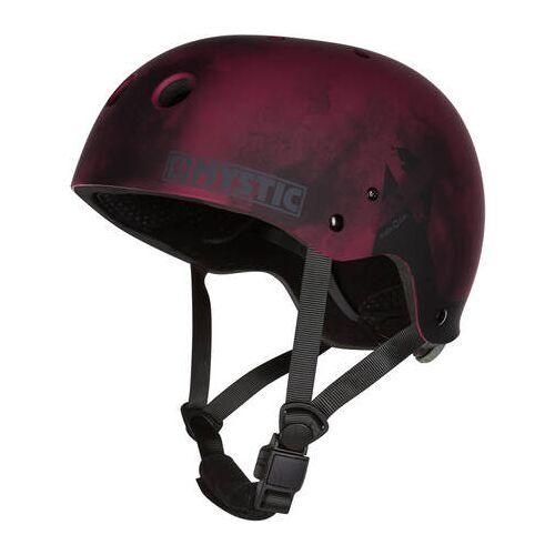 Mystic Helm Mystic MK8 X (Oxblood Red)