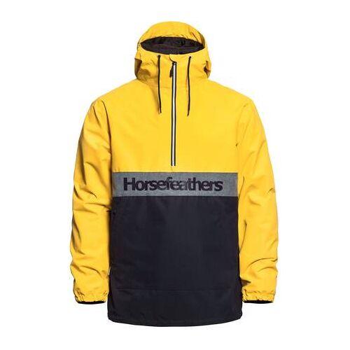 Horsefeathers Perch Ski Jacke (Lemon)