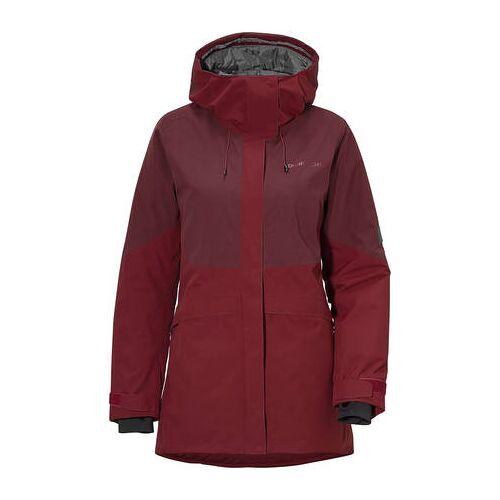 Didriksons Alta Damen Ski Jacke (Anemone Red)