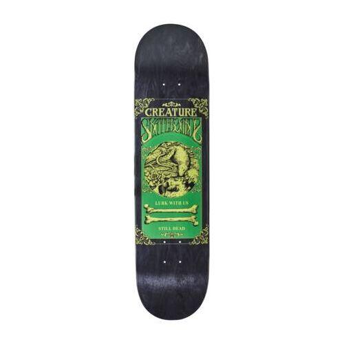 Creature Skateboard Deck Creature Hard Rock Maple (Still Dead)